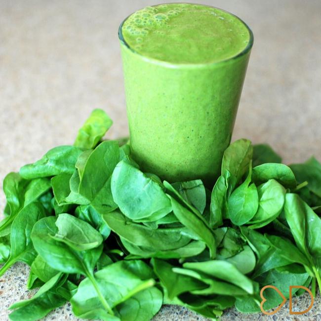 Osviežujúce zelené smoothie
