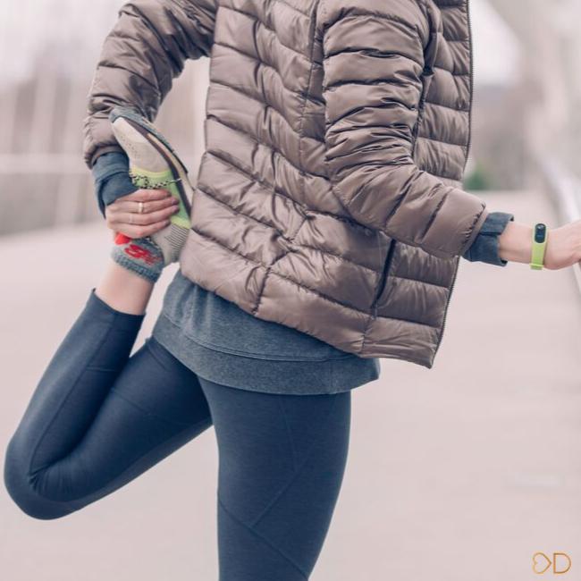 Cvičenie vonku v zime a chlade: Áno !