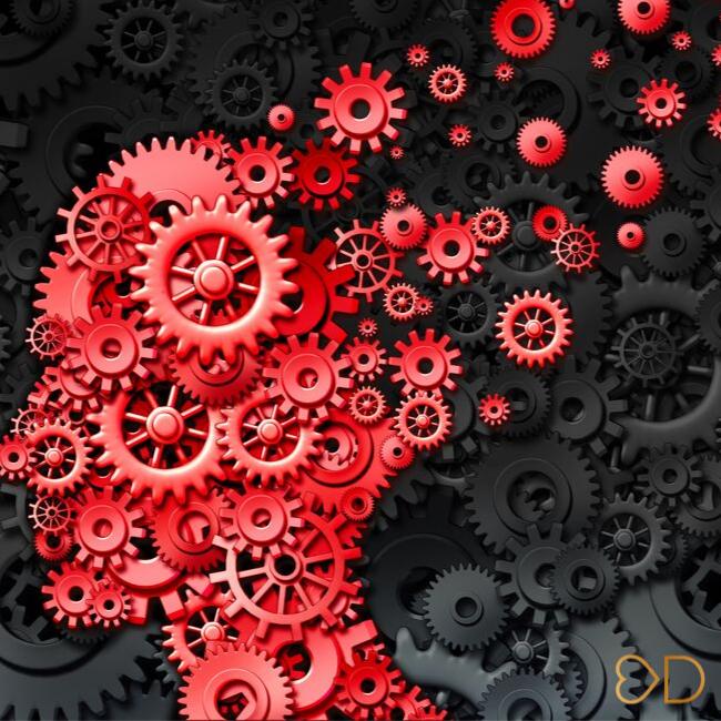 10 top mýtov o ľudskom mozgu..