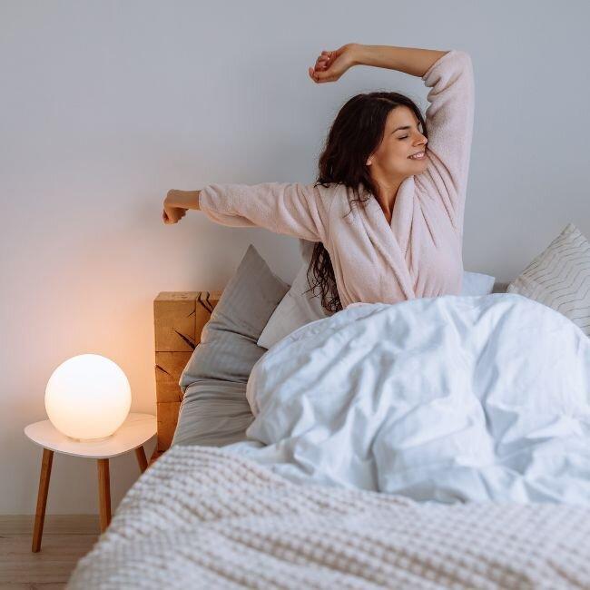 15 spôsobov ako sa lepšie vyspať a vstať ráno svieži..